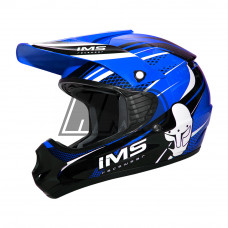 Capacete start azul - IMS