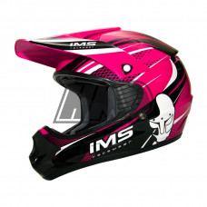 Capacete start rosa - IMS