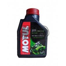 Óleo 510 2T sintético 1L - MOTUL