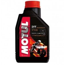 Óleo 710 2T 100% sintético 1L - MOTUL