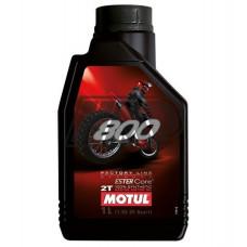 Óleo 800 2T OFF ROAD 100% sintético 1L - MOTUL