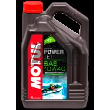 Óleo POWERJET 4T 10W40 4L - MOTUL
