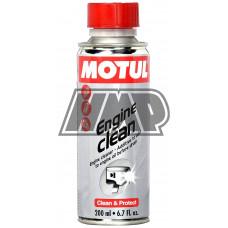 Limpa ENGINE CLEAN MOTO 200ML - MOTUL