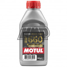Óleo DOT 4 RBF 660 RACING BRAKE FLUID 0.5L - MOTUL