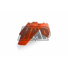 Guarda lamas trás KTM 85 SX 2003-2012 / 85 XC 2008-2009 / 105 SX 2008-2009 / laranja - POLISPORT