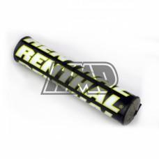 Esponja guiador preto amarelo 240 mm - RENTHAL
