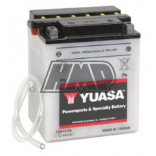 Bateria 12N14-3A CP com elect - YUASA