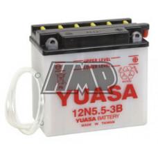 Bateria 12N5.5-3B - YUASA