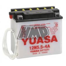 Bateria 12N5.5-4A - YUASA