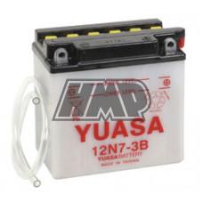 Bateria 12N7-3B CP com elect - YUASA