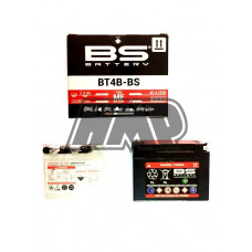 Bateria YT4B-BS com elect ( BT4B-BS ) YAMAHA DT 50 LCDE - BS