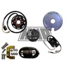 Rotor KAWASAKI KX 125 / 250 / KDX 175 / 200 / KXT 250 com luz 1 mapa potencia - HPI