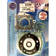 Jogo juntas cilindro HONDA CR 125 R 1990-1998 ( 8 peças )