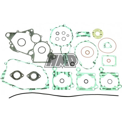Jogo juntas motor CAGIVA 125 / MITO / CARENATA / K7 / PLANET / SUPERCITY / W8 / HUSQVARNA CROSS COUNTRY 125 - ATHENA