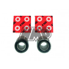 Jogo rolamentos roda MACAL M70 / M80 / M82 / M83 / M86 / EC frente - FAG