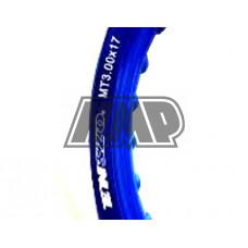 Aro alumínio azul 1.40 X 17 36f - ENSZO
